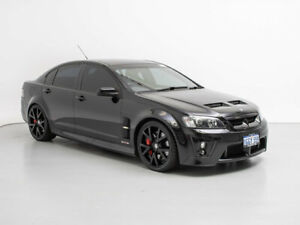 2007 Holden Special Vehicles GTS E Series 6 Speed Auto Active Sequential Sedan