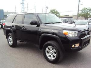 2011 Toyota 4Runner SR5 7PASS LEATHER SUNROOF BACK UP BLUETOOTH