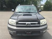 TOYOTA 4RUNNER SR5 2003 V8 141000KM AUTOMATIC VERY CLEAN