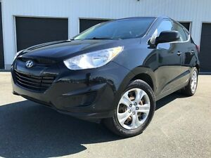 2012 Hyundai Tucson L at