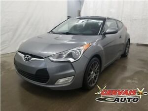 Hyundai Veloster Tech Navigation Toit Panoramique MAGS 2012