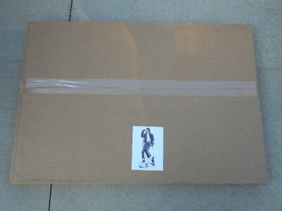 LOT OF 5  NEW  Michael Jackson Life Size Pepsi brand Cardboard Stand up display