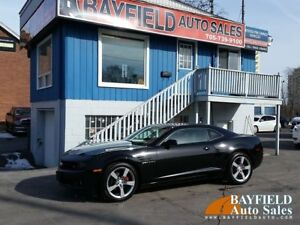 2011 Chevrolet Camaro LT RS **6 Speed Manual**