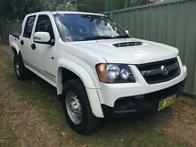 2010 Holden Colorado  White 5 Speed Manual Utility Gaven Gold Coast City Preview