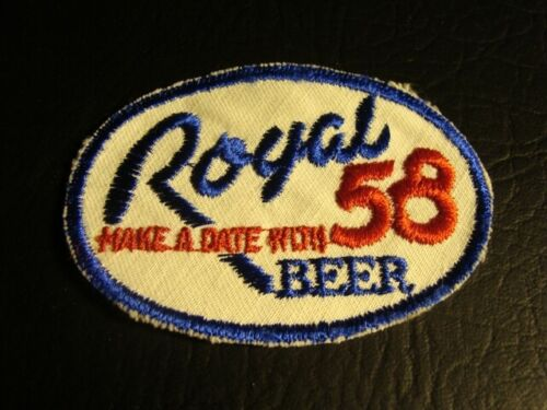 Circa 1950s Royal 58 Uniform Breast Patch, Duluth, Minnesota