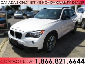 2015 BMW X1 xDRIVE 28i | AWD | NO ACCIDENTS