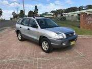2002 Hyundai Santa Fe SM GL Silver Sports Automatic Wagon South Nowra Nowra-Bomaderry Preview