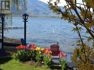Calling All Snowbirds! Lakefront Home in Sunny Osoyoos, BC
