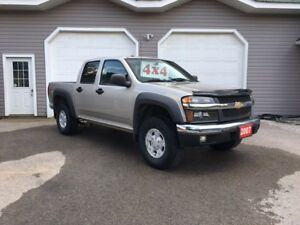 Z71 4x4  Crew Cab Colorado