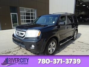 2010 Honda Pilot 4WD EX-L Accident Free,  Leather,  Heated Seats