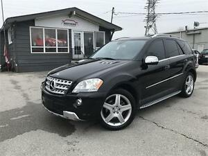 2010 Mercedes-Benz M-Class ML550|NAVIGATION|AMG APPERANCE|ROOF