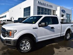 2018 Ford F-150 XLT 4x4 SuperCab Styleside 6.5 ft. box 145 in. W