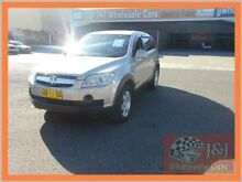 2007 Holden Captiva CG LX (4x4) Gold 5 Speed Automatic Wagon Warwick Farm Liverpool Area Preview