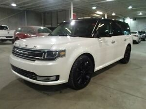 2017 Ford Flex LIMITED, LEATHER, NAV, PANO. ROOF
