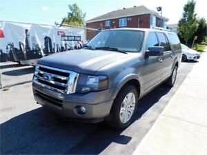 FORD EXPEDITION MAX LIMITED AWD (NAVIGATION TV-DVD 8 PASSAGERS)