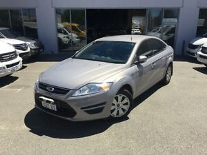 2011 Ford Mondeo MC LX Tdci Moondust Silver 6 Speed Direct Shift Hatchback Beckenham Gosnells Area Preview