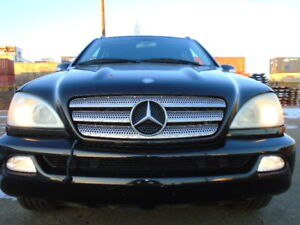 2005 Mercedes-Benz M-350 SPORT-LEATHER-NAVI-SUNROOF
