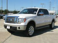 2010 Ford F150 King Ranch Supercrew 4X4 5.4L Leather