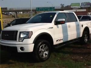 2012 Ford F-150 FX4 $12995 Midcity 1831 SASK AVE
