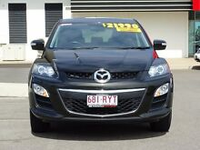 2011 Mazda CX-7 ER10L2 Classic Activematic Black 5 Speed Sports Automatic Wagon Garbutt Townsville City Preview