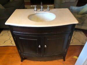 Gorgeous Used Bathroom Vanity