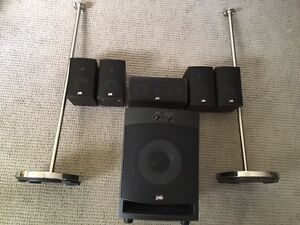 psb 5-1 Speaker System with Sub-woofer