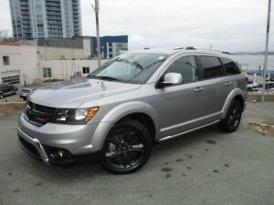 2018 Dodge Journey ULTIMATE CROSSROAD AWD V6 7-PASS WITH DVD (JU