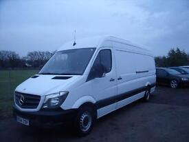 MERCEDES SPRINTER 313 CDI LWB, White, Manual, Diesel, 2014