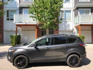 2017 Ford Escape Grey