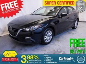2016 Mazda Mazda3 GS *Warranty*