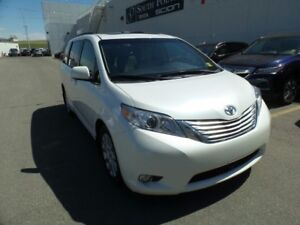 2012 Toyota Sienna Limited AWD | Navigation | DVD Player