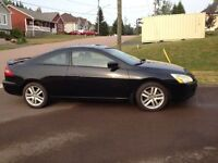 2006 Honda Accord EX V6 Coupe (2 door)