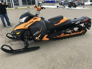 2014 Skidoo Summit X ETec 800