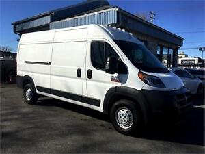 2016 Ram ProMaster 2500 HIGH ROOF CARGO 3.6L V6 AUTOMATIQUE