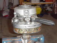 Vintage, Classic, Old & Antique Outboards wanted