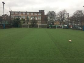 Friendly 7-a-side football in Battersea/Wandsworth area every Saturday!