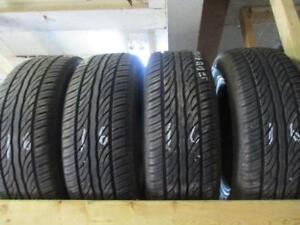 195/60R15 SET OF 4 MATCHING USED SAILUN A/S TIRES