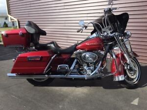 FOR SALE -  2001 Harley Davidson Road King  FLHRI