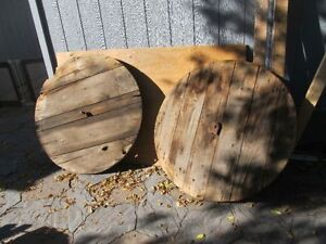 Antique Barrell Lids - Perfect for table top