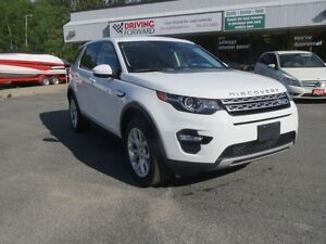 2016 Land Rover Discovery Sport HSE Si4
