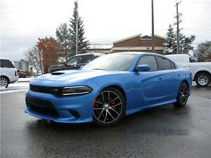2015 CHARGER SRT8 WITH THE SCAT PACK!!! RARE RARE RARE