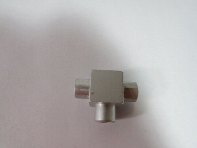 Humphrey S125 Shuttle Valve 1/8 NPT 3 WAY Position  USED