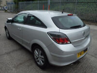 Vauxhall Astra mk5 3 door model Tailgate in Silver inc Glass