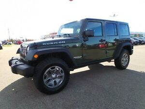 2015 Jeep Wrangler Unlimited UNLIMITED RUBICON Accident Free,  A