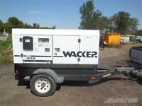 WACKER G50 Winnipeg Manitoba Preview