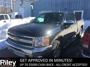 2013 Chevrolet Silverado 1500 LT STARTING AT $211.39 BI-WEEKLY