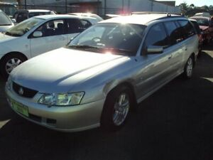 2003 Holden Commodore VY Lumina Silver 4 Speed Automatic Wagon Punchbowl Canterbury Area Preview
