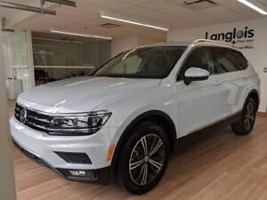 2018 Volkswagen Tiguan Highline 4dr AWD 4MOTION