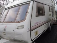 Sprite Eccles Emerald Four Berth Touring Caravan