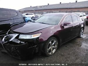 Acura Tl Parts Buy Or Sell Used Or New Auto Parts In Ontario - 2018 acura tl parts